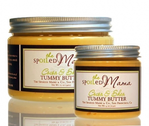 Spoiled Mama Tummy Butter